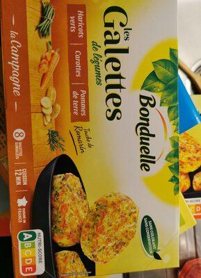 Galettes de légumes La Campagne - 3