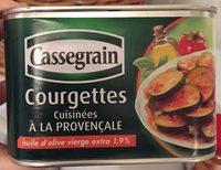 Courgettes Cuisinées à la Provençale - Product