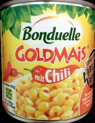 Goldmais mit Chili - Product