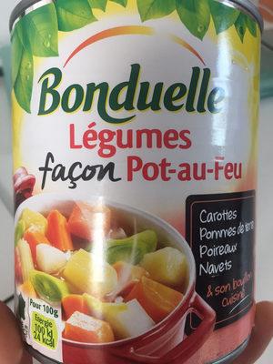 Légumes Façon Pot-au-Feu - Product