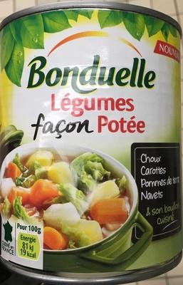 Légumes façon Potée - Produit - fr
