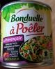 Bonduelle à Poêler La Provençale - Produit