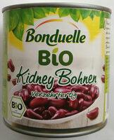 Kidney-Bohnen verzehrfertig - Producto