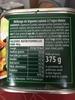Légumes Cuisinés Sauce Aigre Douce Miel et Sauce Soja - Produit
