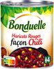 Haricots Rouges façon Chili - Prodotto