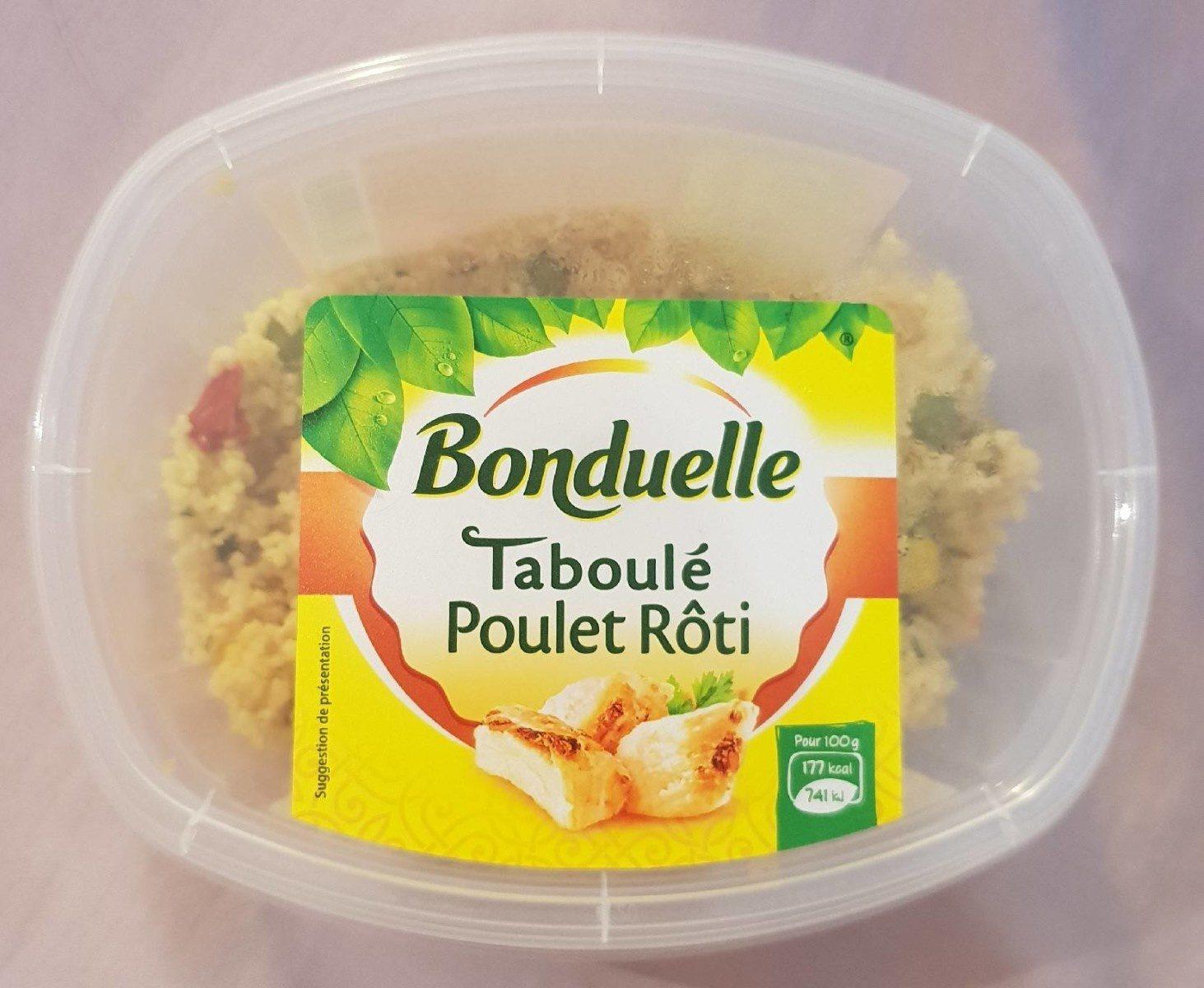 Taboulé poulet rôti - Produit