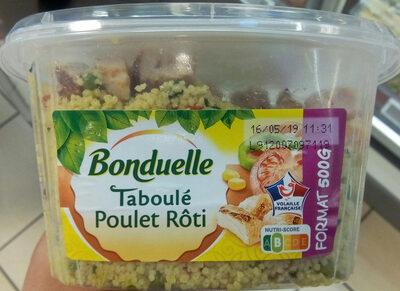 Taboulé Poulet Rôti - Product