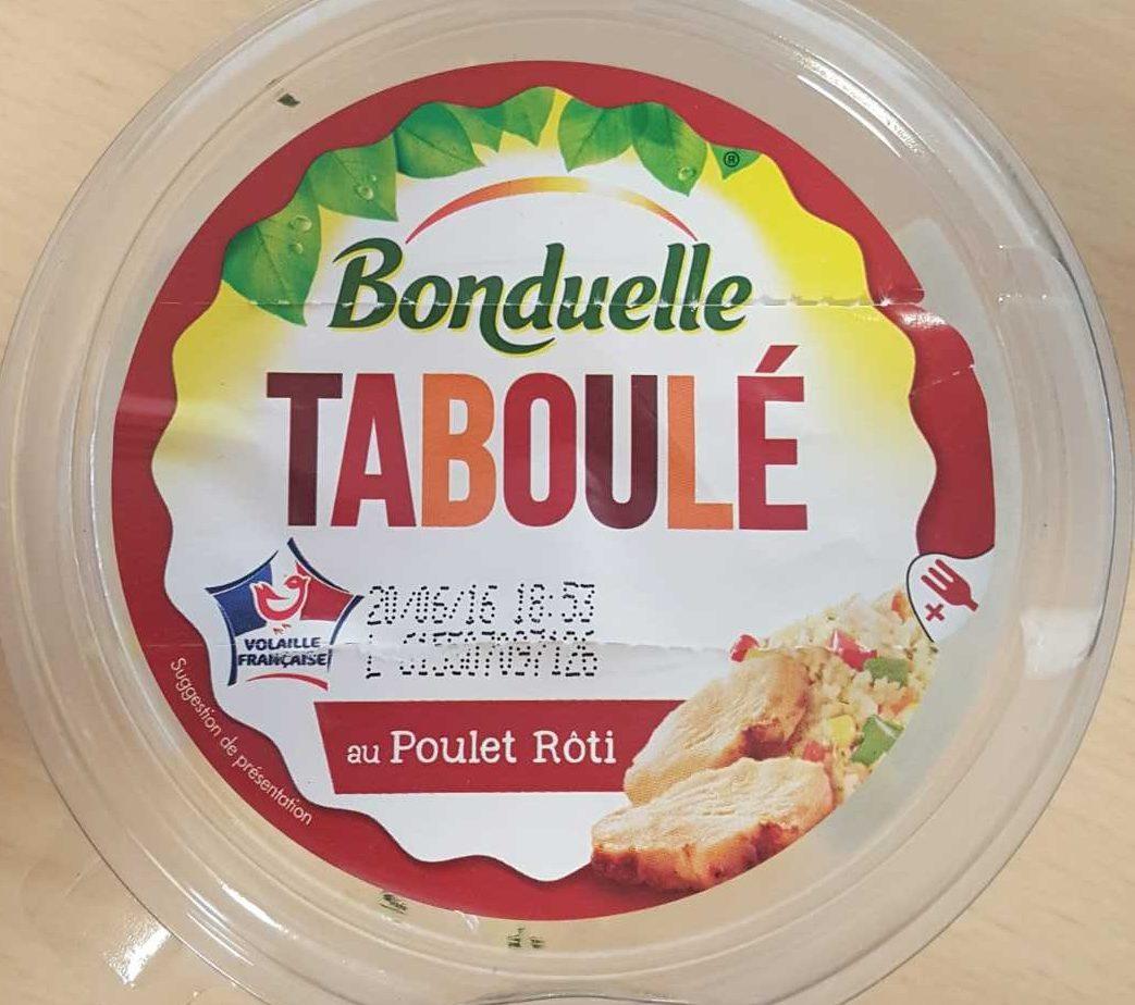 Taboulé au poulet rôti - Product - fr