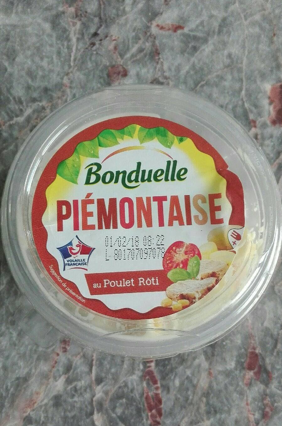 Piémontaise au poulet Rôti - Produit - fr