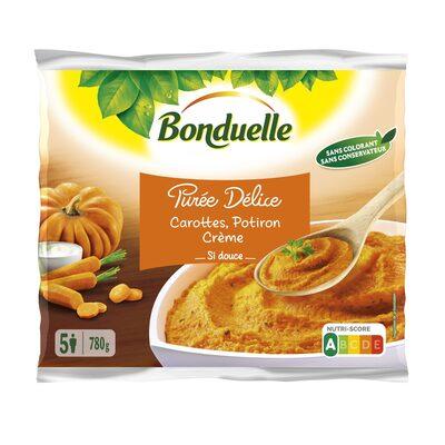 Purée Délice - Carottes, Potiron, Crème - Si Douce - 13