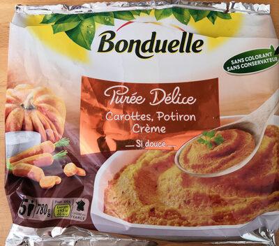 Purée Délice, Carottes, Potiron Crème si douce - Product - fr