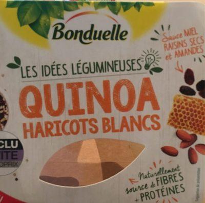 Les idees legumeuses quinoa haricots blancs - Product