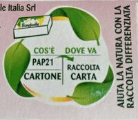 Il tuo tocco di soia edamame - Instruction de recyclage et/ou information d'emballage - it