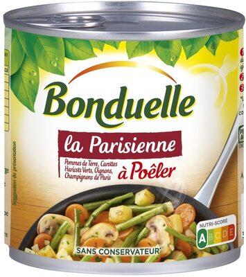 La Parisienne à Poêler - Produit - fr