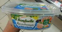 Riz à la provençale au Thon et Basilic - Product