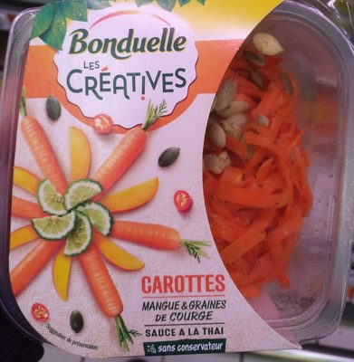 Carotte - Product