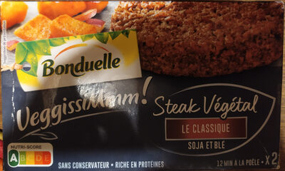 VeggissiMmm Le classique - 产品 - fr