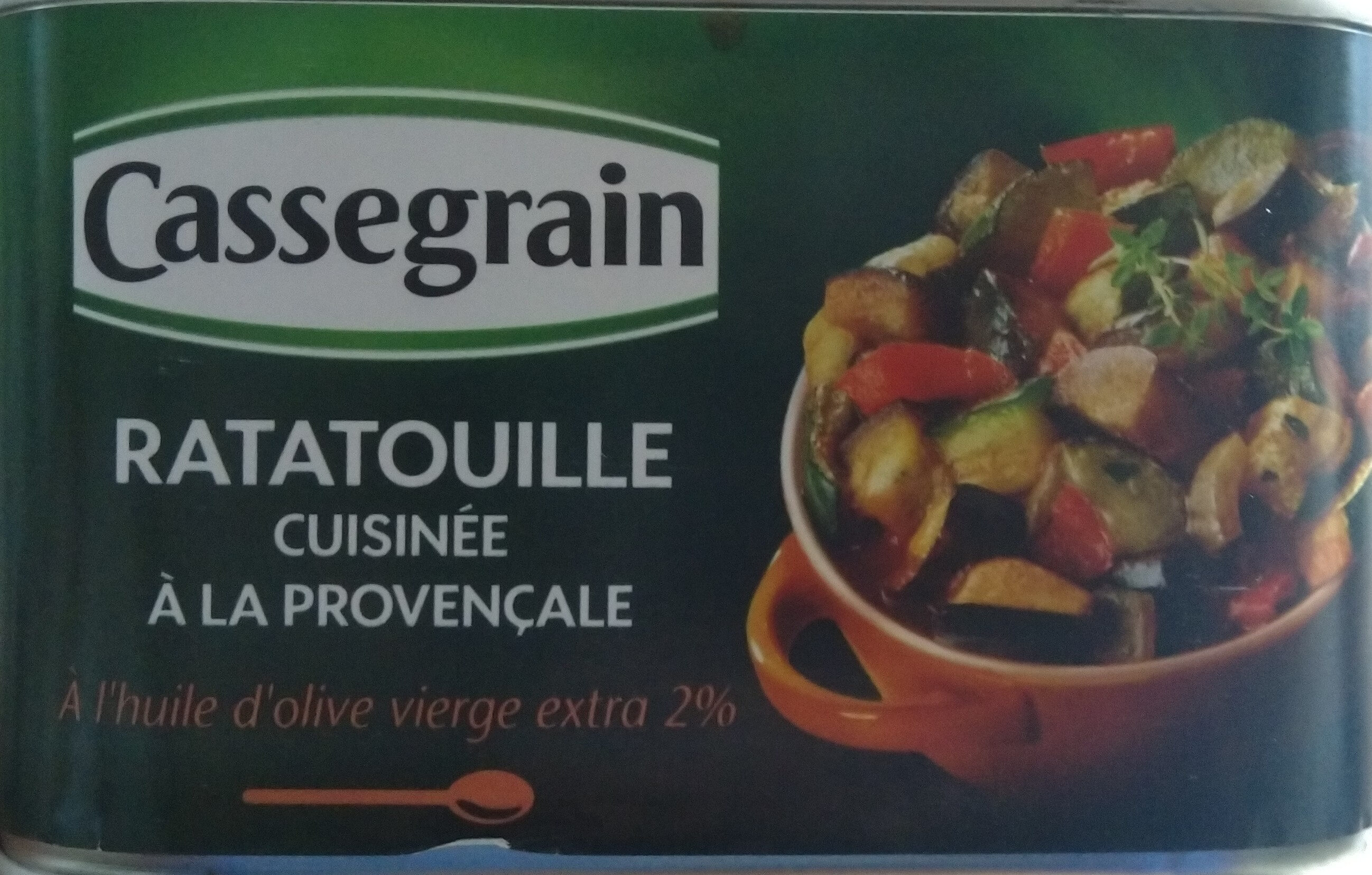 Ratatouille - Product - fr