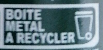 Petits Pois et Carottes - Istruzioni per il riciclaggio e/o informazioni sull'imballaggio - fr