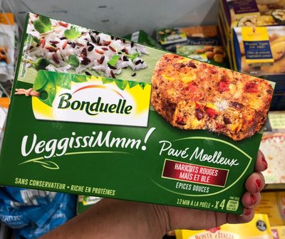 VeggissiMmm! Pavé Moelleux - Product