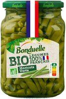 Haricots Verts Bio Légumes 100% Français - Prodotto - fr
