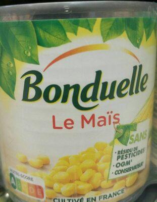 Le maïs - Product