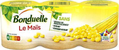 Maïs sans résidu de pesticides - Prodotto - fr