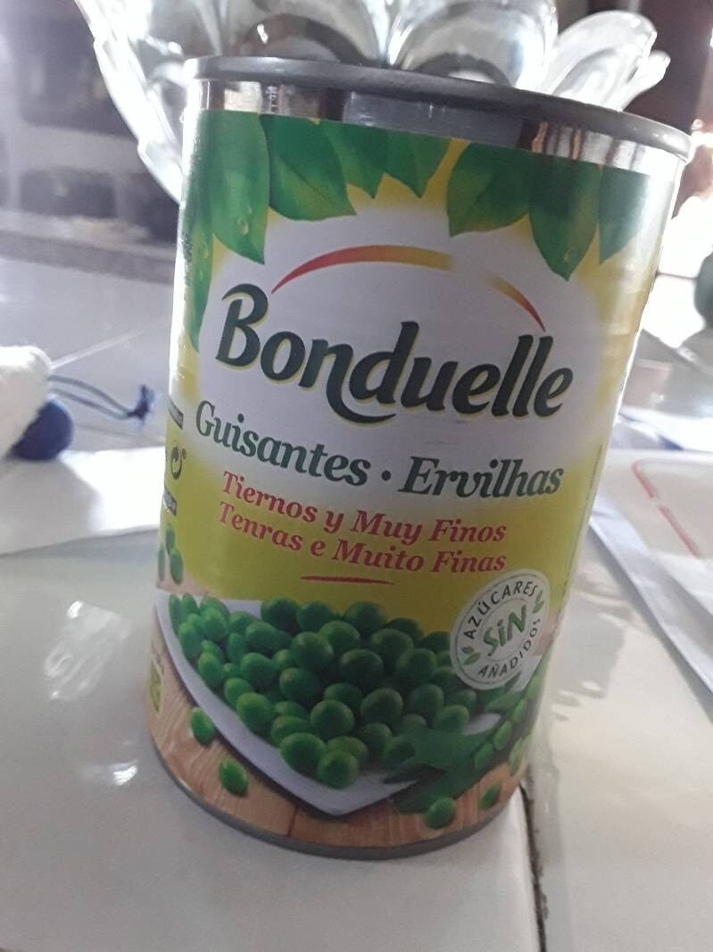 Guisantes - Product