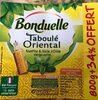 Taboulé oriental - Prodotto