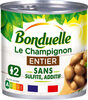 Le Champignon Entier Sans sulfite, additif - Prodotto