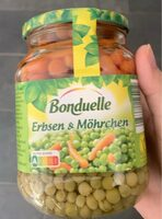 Erbsen & Möhrchen - Product - en