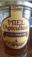 Miel l'apiculteur de nos terroirs - Product - fr