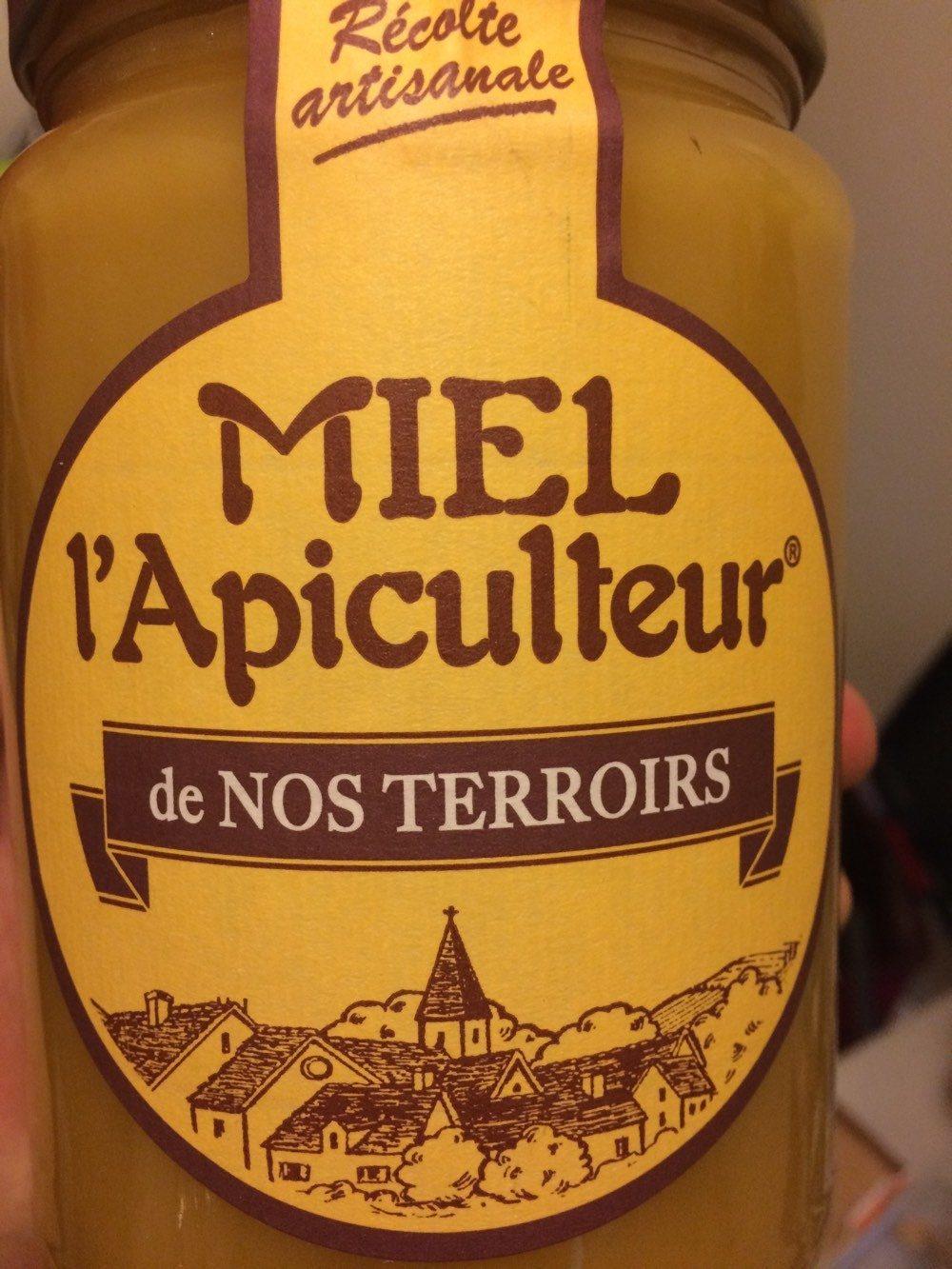Miel de Nos Terroirs - Produit