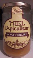 Miel de Nos Terroirs - Ingrédients