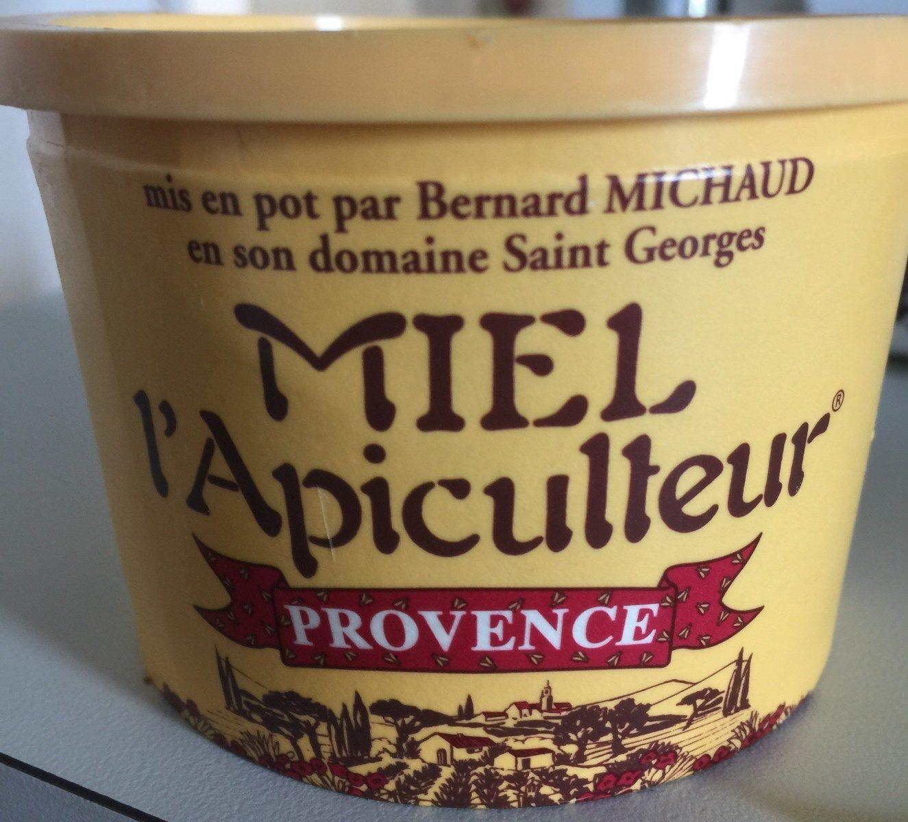 Miel de  Provence - Produit - fr