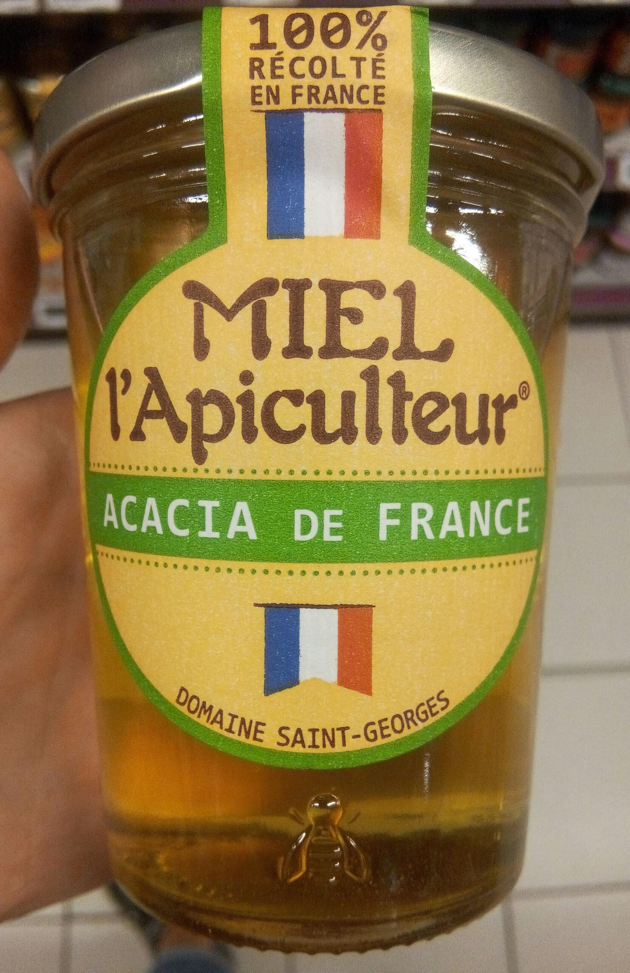 Miel acacia de France - Product - fr