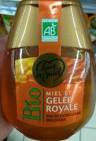 Miel et Gelée Royale - Product