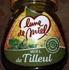 Miel de tilleul - Produit