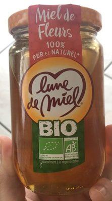 Miel de fleur bio - Product - fr