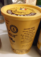 Miel - Voedingswaarden - fr
