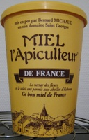 Miel l'Apiculteur - Fleurs de France - Product - fr