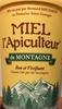 Miel l'Apiculteur de Montagne - Product