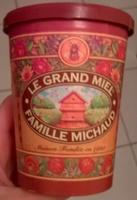 Le grand miel famille Michaud - Produit