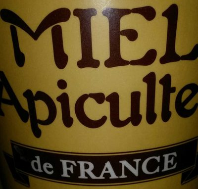 Miel de France - Ingrediënten - fr
