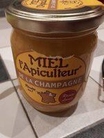 Miel l'apiculteur - Produit - fr