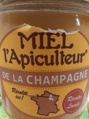 Miel l'apiculteur - Informations nutritionnelles - fr