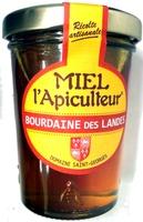 Miel L'Apiculteur Bourdaine des landes - Product - fr
