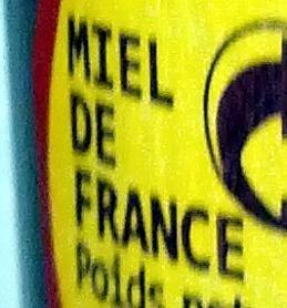 Miel L'Apiculteur Bourdaine des landes - Ingredients - fr
