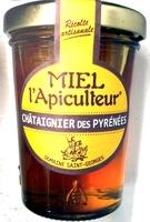 Miel L'Apiculteur Châtaigner des Pyrénées - Produit - fr