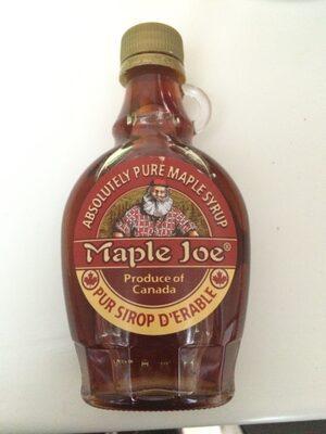 Pur sirop d'érable - Product - it